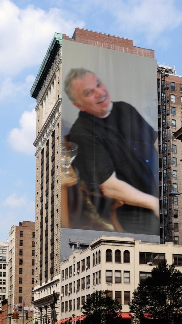 Me on billboard