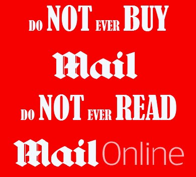 Mail for Site use inverted